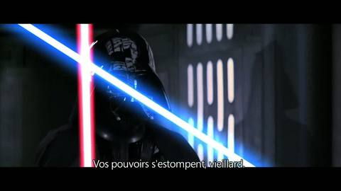 Kinect Star Wars - Duel FR