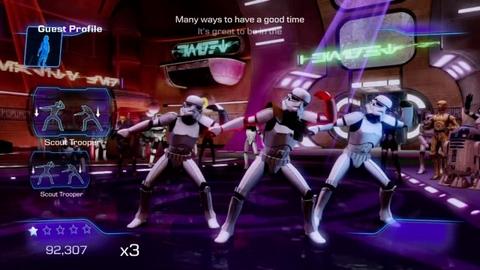 Kinect Star Wars - Nouveau trailer