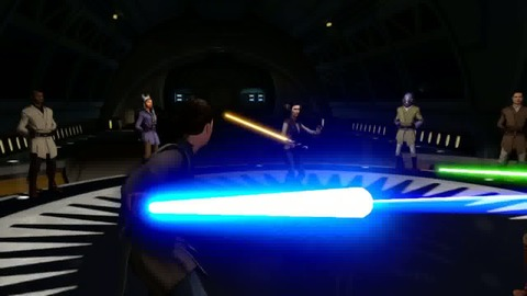 Kinect Star Wars - Starting Block - Xbox360