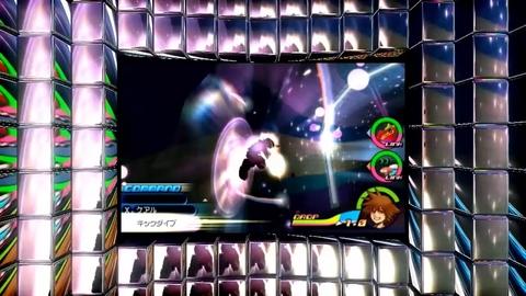 Kingdom Hearts 3D : Dream Drop Distance - English Trailer