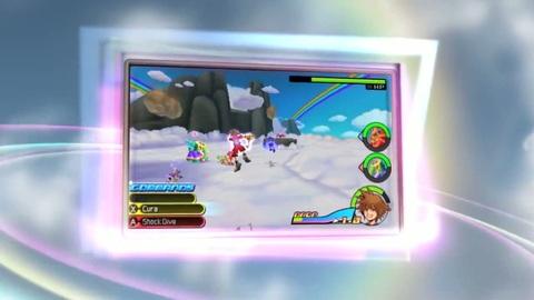 Kingdom Hearts 3D Dream Drop Distance - Flowmotion Trailer - 3DS.mp4