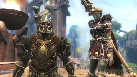 Kingdoms of Amalur : DLC Trailer