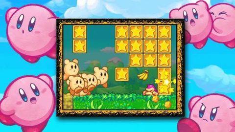 Kirby Mass Attack : Trailer #1