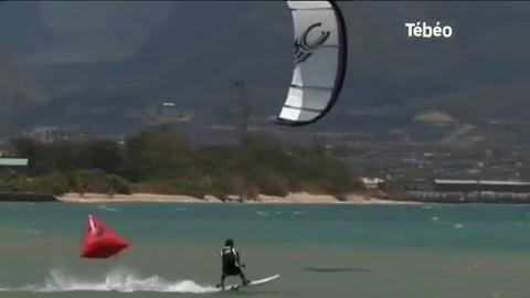 Le kitesurf aux Jeux Olympiques en 2016 !