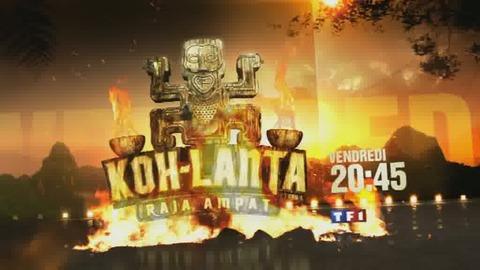 Koh-Lanta - VENDREDI 23 SEPTEMBRE 2011 20:50