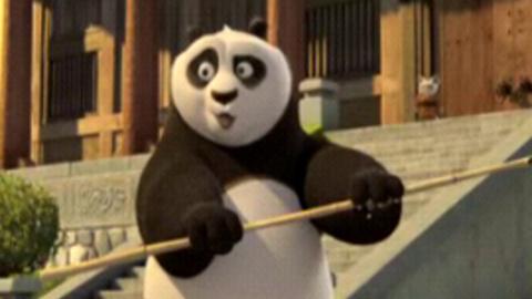 Kung Fu Panda - bande annonce 2 VF