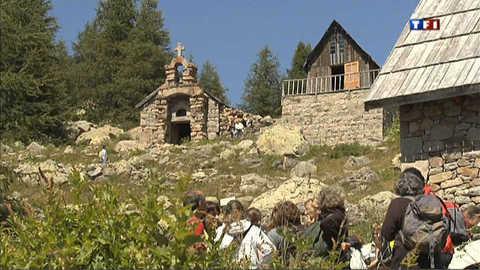 Le lac d'Allos, merveille des Alpes de Haute-Provence