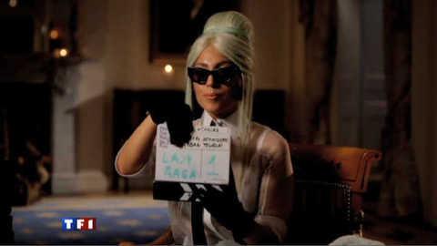 Lady Gaga, les confidences d'une Lady, extrait