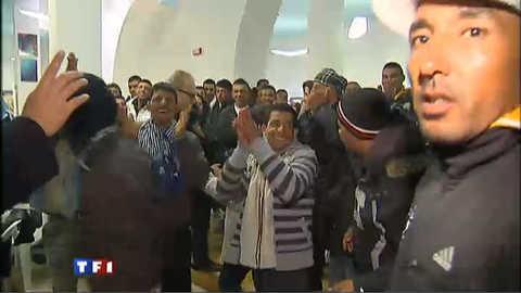Lampedusa s'attend à une nouvelle vague d'immigrés tunisiens
