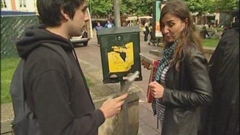 """Lancement du """"Le Petit Tou"""" (Toulouse)"""