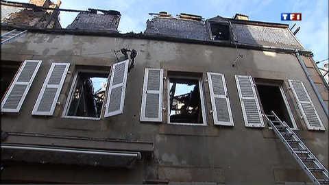 Lannion : cinq morts dans un incendie