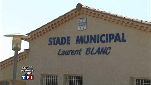 Laurent Blanc à la tête des Bleus, une fierté pour la ville de Rousson