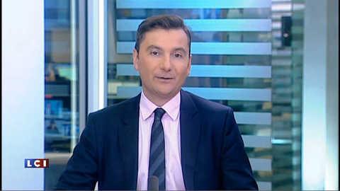 LCI - La bourse du 12 novembre 2012