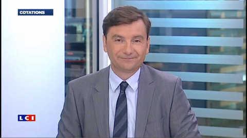 LCI - La Bourse du 17 septembre 2012