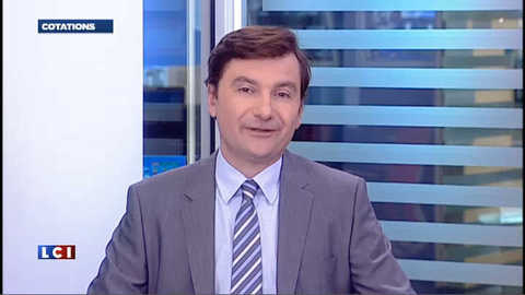 LCI - La Bourse du 19 avril 2012