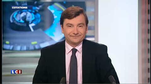 LCI - La Bourse du 20 juillet 2012
