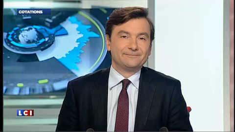 LCI - La Bourse du 23 juillet 2012