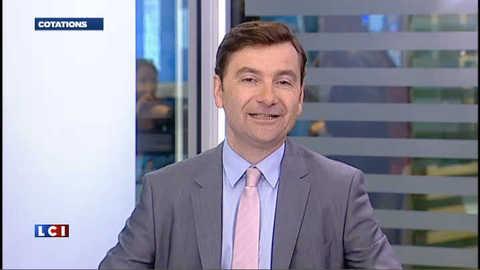 LCI - La Bourse du 24 mai 2012