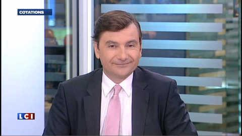 LCI - La Bourse du 27 juin  2012