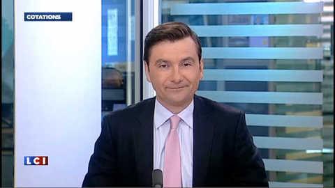 LCI - La Bourse du 29 mai 2012