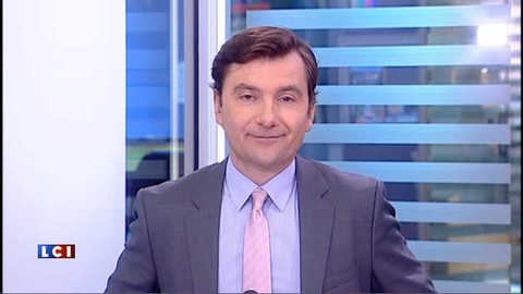 LCI - La Bourse du 9 mai 2012