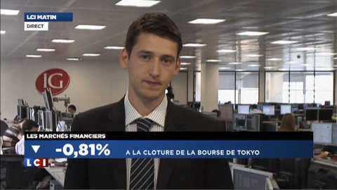 LCI - La Bourse de la matinée du 26 juin 2012