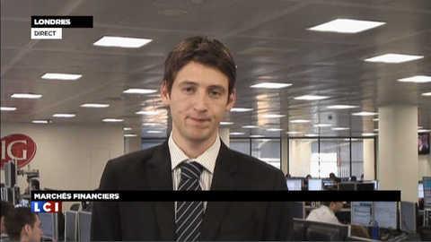 LCI - La Bourse de la matinée du 27 mars 2012