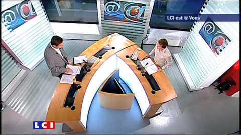 LCI est @ vous lundi 14 septembre 2009