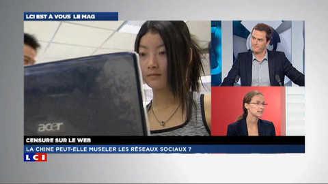 LCI est @ vous le mag 1/2 -  La censure sur le web