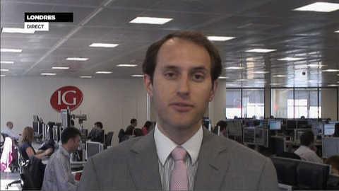 LCI - Le flash Bourse de la mi-journée du 26 avril 2012