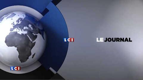 LCI - Le journal de 10h du 25 avril 2012