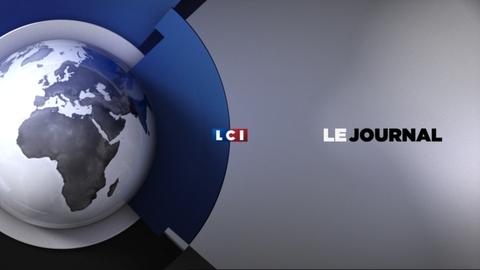 LCI - Le journal de 13h du 8 octobre  2012