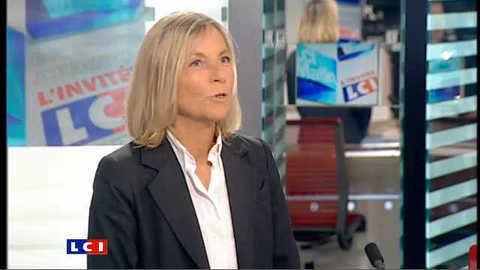 LCI - Marielle de Sarnez est l'invitée politique de Christophe Barbier