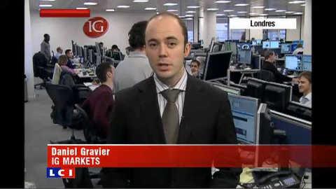 LCI - Le point sur les marchés financiers du 27 janvier 2011