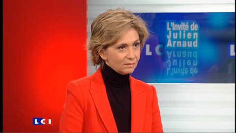 LCI - Valérie Pécresse est l'invitée politique de Julien Arnaud