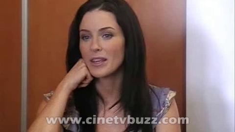 Legend of the Seeker - Interview de Bridget Regan au Festival TV de Monte Carlo 2010 - Partie 2