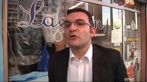 Legislatives 2012: Charles Khoury candidat (Montpellier)