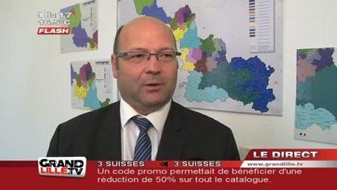 Législatives 2012 : Francis Vercamer (UMP) confiant