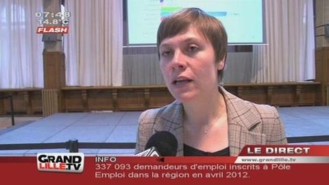 Législatives 2012 : Linkenheld vs Boisard-Vannier (Nord)