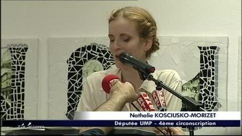 Législatives 2012: La réponse de Kosciusko-Morizet (Essonne)