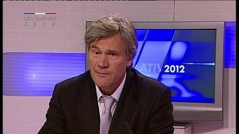Législatives 2012 : Stéphane Le Foll  - Marc Joulaud, le débat