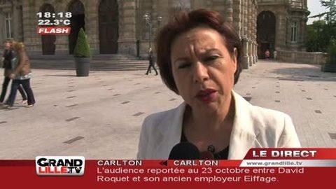 Législatives 2012 : Zina Dahmani (PS) battue !!!