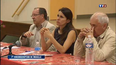 Législatives : Aurélie Filipetti joue gros en Moselle