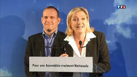 Législatives : Le Pen minimise la candidature de Mélenchon