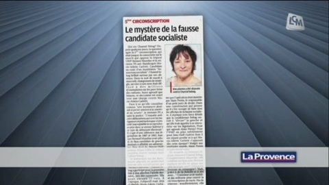 Législatives: qui est Chantal Sebag?
