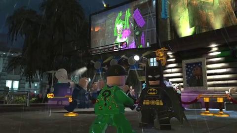 Lego Batman 2 DC Super Heroes - Launch Trailer - PS3 Xbox360 Wii PC PS Vita 3DS DS.mp4