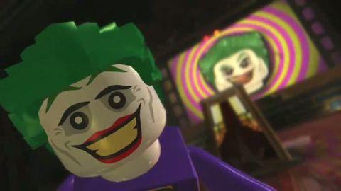 LEGO Batman 2 : super heroes trailer