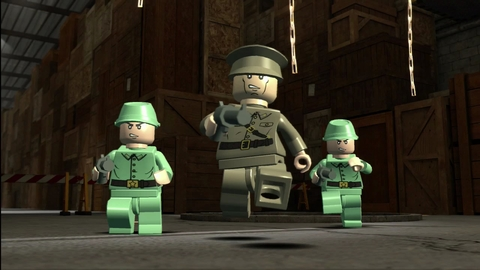 LEGO Indiana Jones 2 : L'aventure continue - PC - PS3 - XBOX360 - PSP - DS - Wii - Trailer