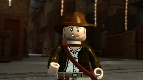 Lego Indiana Jones 2 - Trailer 2 - Xbox360/PS3