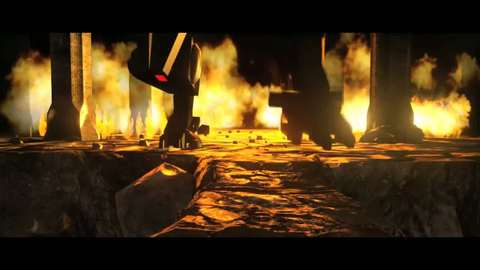 Lego Lord of the Rings - Teaser Trailer - PS3 Xbox360 PC Wii 3DS DS PSVita.mp4